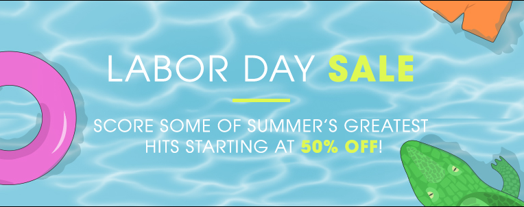 In My Closet: Bauble Bar's Labor Day Sale