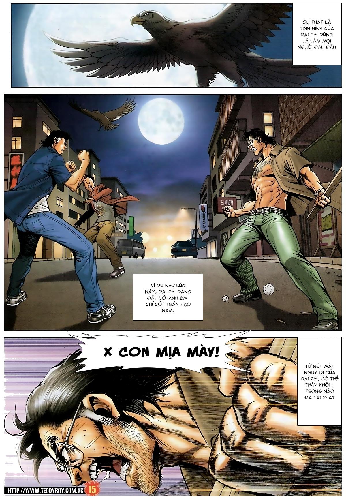 Người Trong Giang Hồ - Chapter 1545: Mượn dao giết người - Pic 14