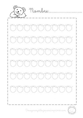 Caligrafia para imprimir