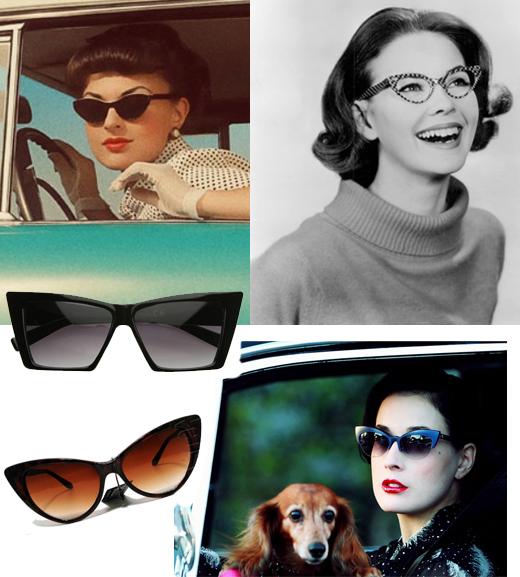 6162a292d ... inclusive para óculos de grau, que charme!! Quero um... Para quem assim  como eu, adora uma moda vintage, escolha um para compor alguns looks e saia  por ...
