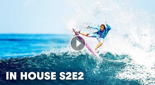 Striving for victory at Volcom Pipe Pro In House S2E2
