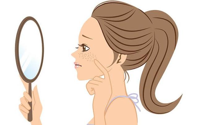أفضل طرق للتخلص من البقع على الوجه في اسرع وقت ممكن بمكونات طبيعية غير مكلفة وسهلة التحضير.