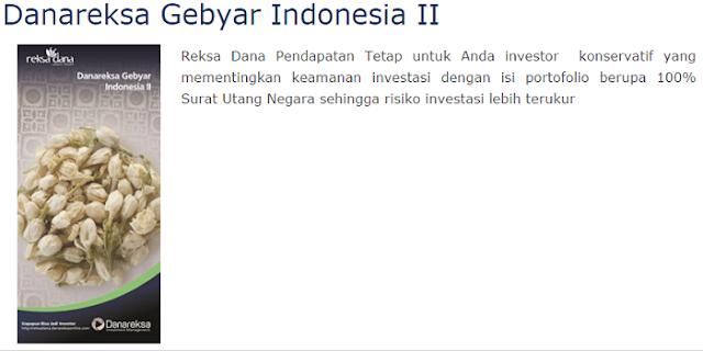 Danareksa Gebyar Indonesia II