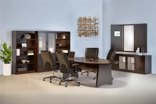Brighton Series Conference Room Furniture