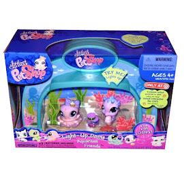 Littlest Pet Shop Dioramas Seahorse (#704) Pet