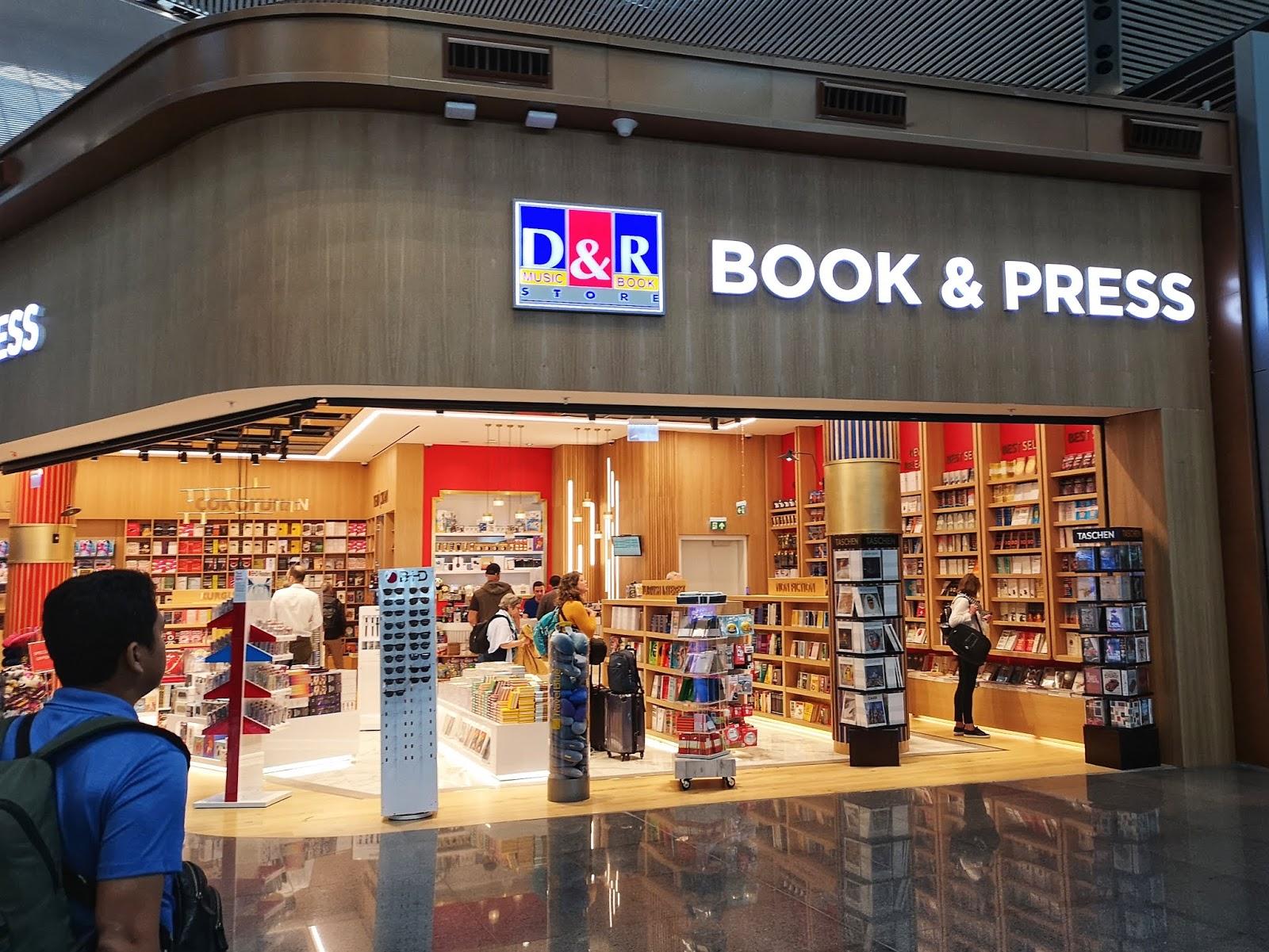 Book & Press