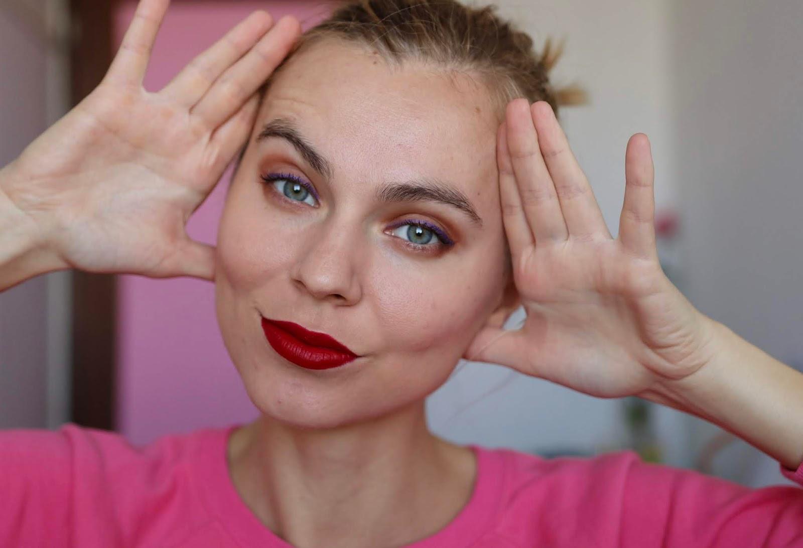 recenzia ovocny make up 100 percent pure