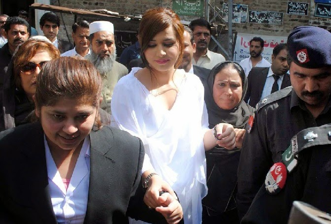 Ayyan Ali Court Hearing Photos