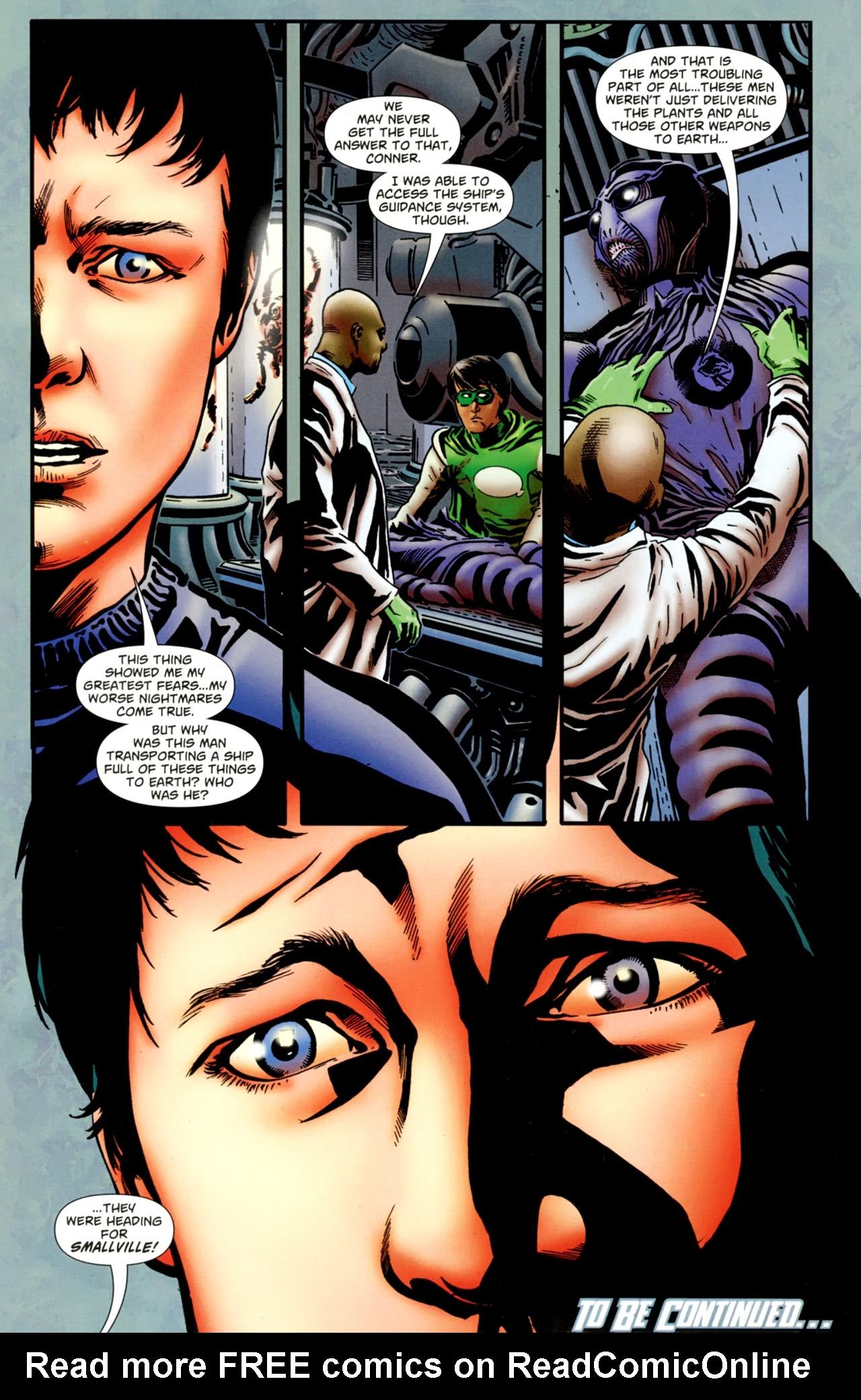 Superboy [I] Issue #7 #7 - English 31