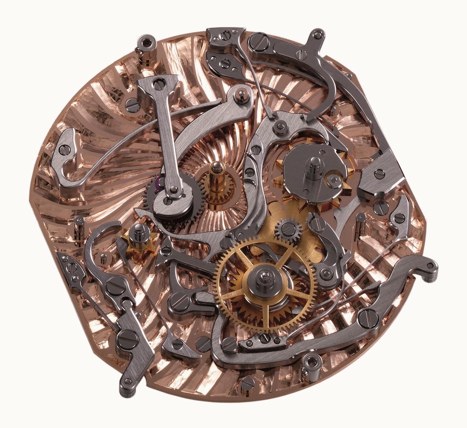 Daniel Roth Quantième Perpétuel Instantané (Instant Perpetual Calendar) in Platinum Calibre DR 114 self winding movement