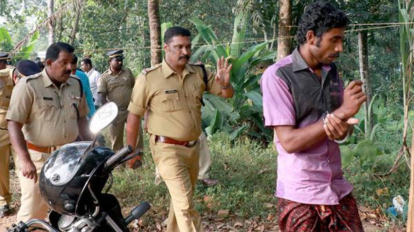 Amayannoor murder one arrested, Kottayam, News, Local-News, Crime, Criminal Case, Police, Arrested, Murder, Molestation attempt, Murder, Girl, Kerala.
