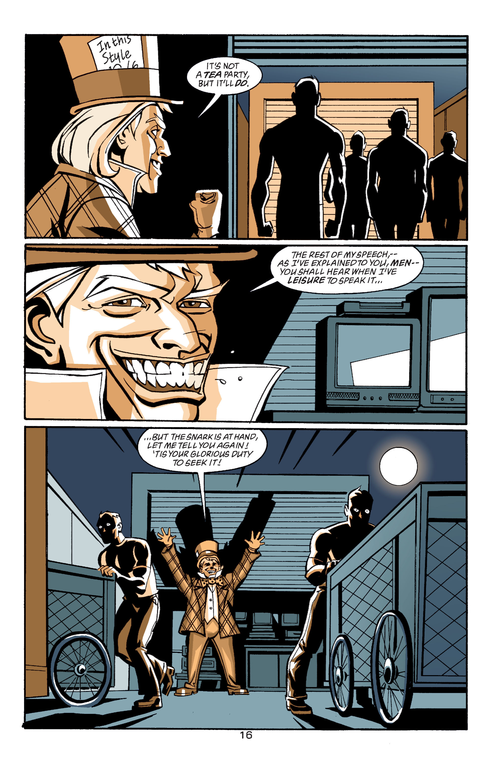 Detective Comics (1937) 759 Page 16