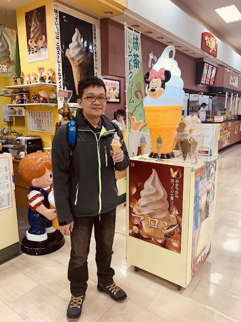 栗子冰淇淋