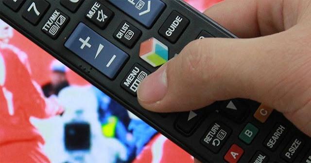 Lỗi tivi bị đổi tần số kênh, tivi bị mã hoá kênh