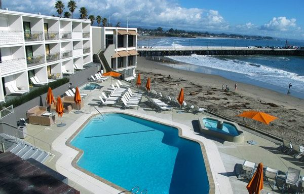 Hotel Dream Inn Santa Cruz