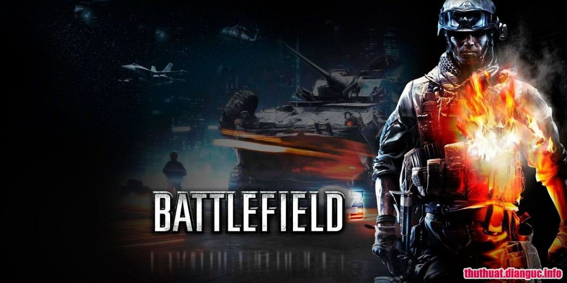 Download Game Battlefield 3 Full Cr@ck Fshare