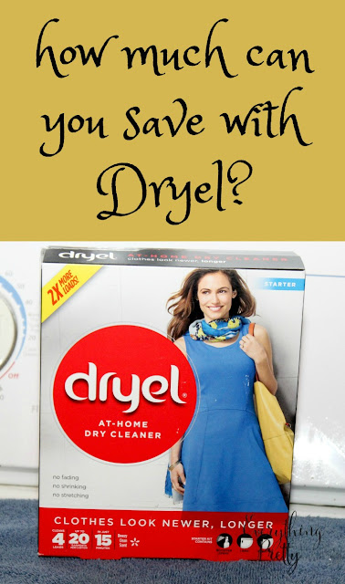 How much money can you save with Dryel?