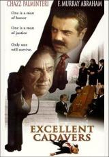 """Carátula del DVD: """"Falcone, un juez contra la mafia"""""""