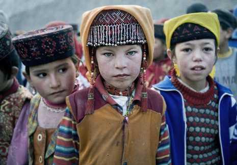 Inilah Misteri Orang China Bermata Hijau