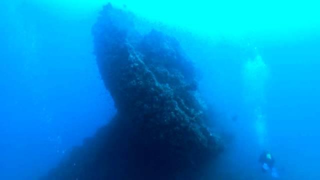 ท่องเที่ยว, แนวหินปะการัง, มัลดีฟส์, สถานที่ดำน้ำ, สถานดำน้ำทั่วโลก, อันดับสถานที่ดำน้ำ, เรือยองกาล่า ออสเตรเลีย (The Yongala, Australia)