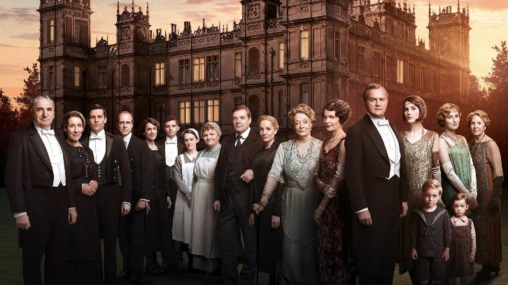 Downton Abbey Movie Confirmed; Filming Expected to Start in 2018