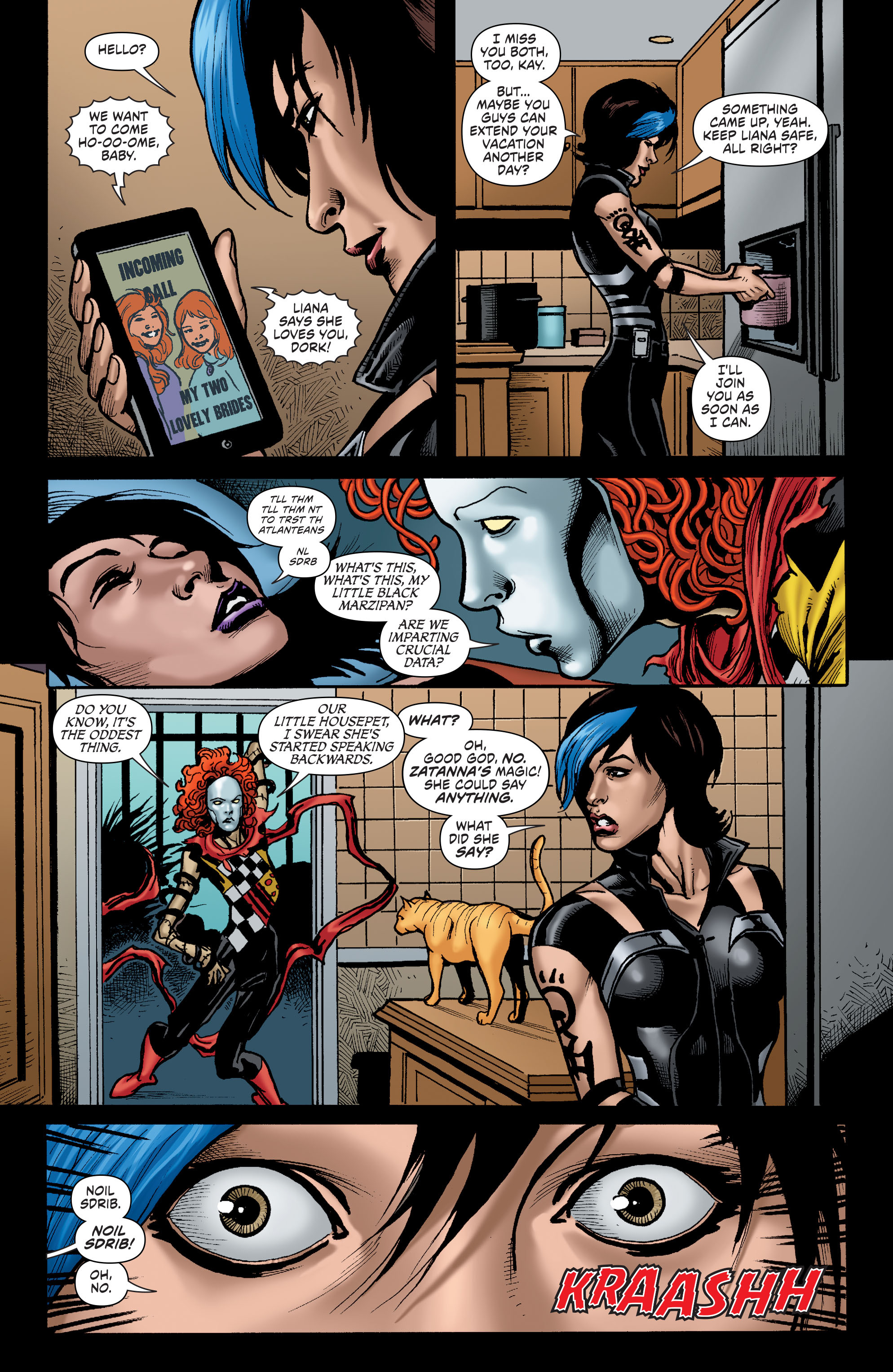 Read online Secret Six (2015) comic -  Issue #9 - 12