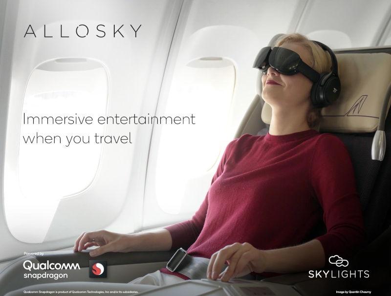Tecnoneo Allosky Vr De Skylights Ofrece Realidad Virtual En La Compa 241 237 A Alaska Airlines