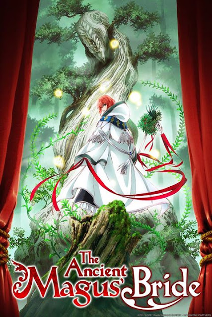 The Ancient Magus' Bride Anime Poster