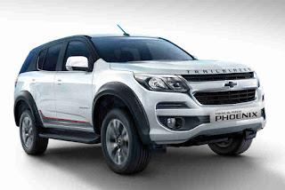 Chevrolet Philippines Rises with the Trailblazer Phoenix ...