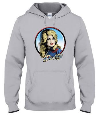 Dolly Parton Hoodie Sweatshirt