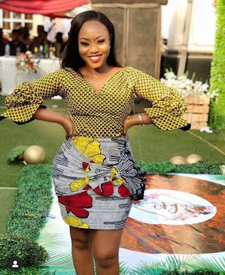 African Short Dresses: Classy Styles to Rock This Season - latest ...