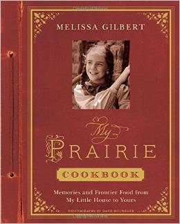 My Prairie Cookbook is a perfect gift for fans of The Little House on the Prairie television series.