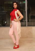 Anchor Manjusha Latest Stills at Kisses Event TollywoodBlog