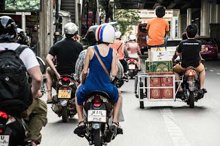 Speedy Motorbike & Scooter rental Bangkok