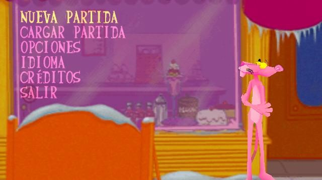 descargar-download The Pink Panther Pinkadelic Pursuit pc game