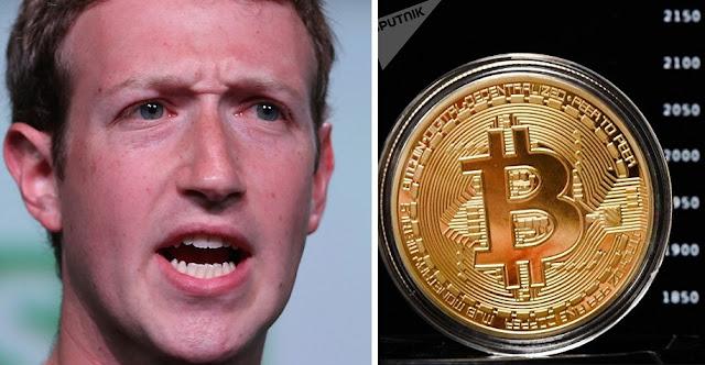Facebook prohíbe anuncios sobre Bitcoin y otras criptomonedas
