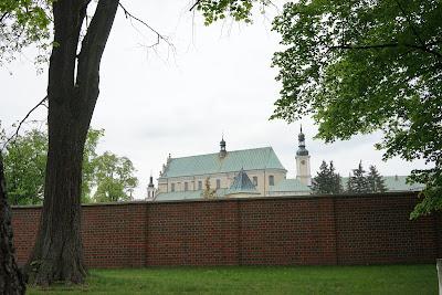 klasztor ojców Bernardynów w Leżajsku