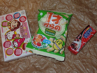 chuches de la japan candy box