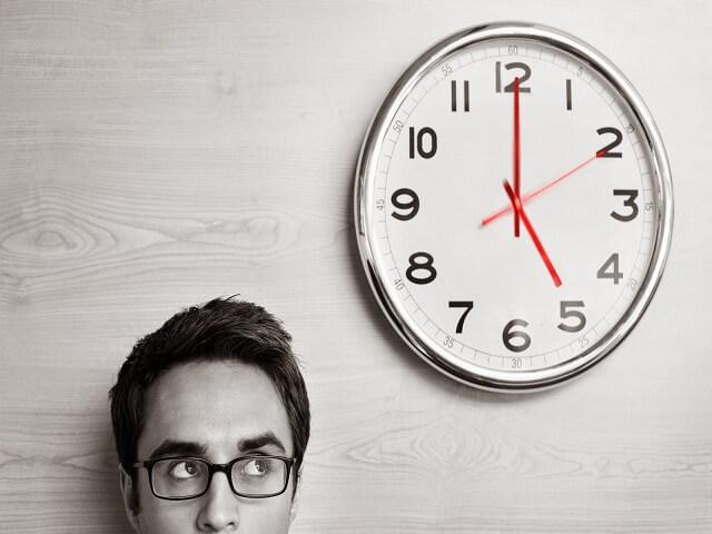 اختيار الوقت المناسب