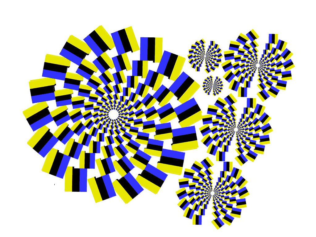 optical illusion wallpaper is - photo #23