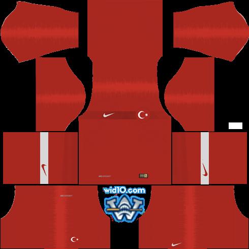 Dream League Soccer DLS/FTS 18 Türkiye 2018-2020 Forma ve Logo