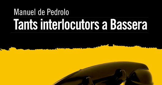 TANTS INTERLOCUTORS A BASSERA de Manuel de Pedrolo