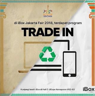 PROMO iBOX Jakarta Fair 2018