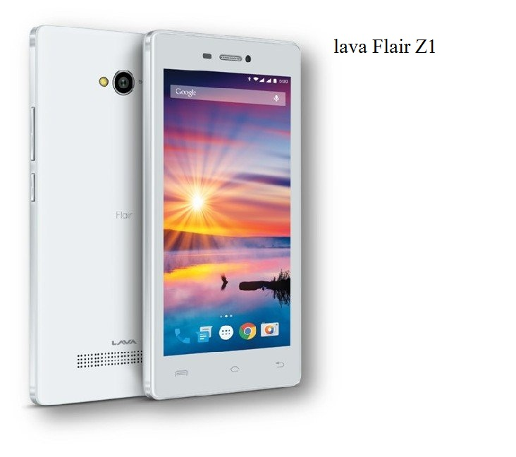 Lava Flair Z1 Firmware/Flashfile 100% tested free download