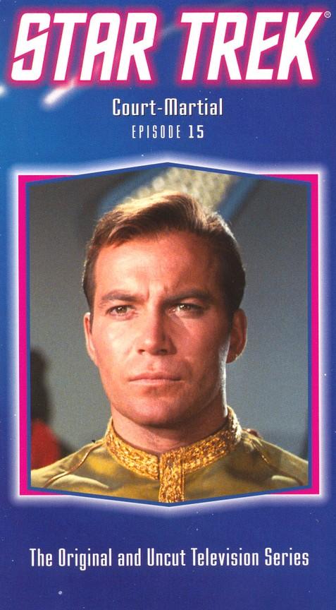 Star Trek: The Original Series - Season 1 Episode 20: Court Martial