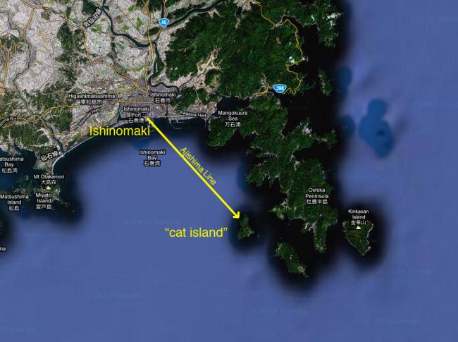 pulau Tashirojima