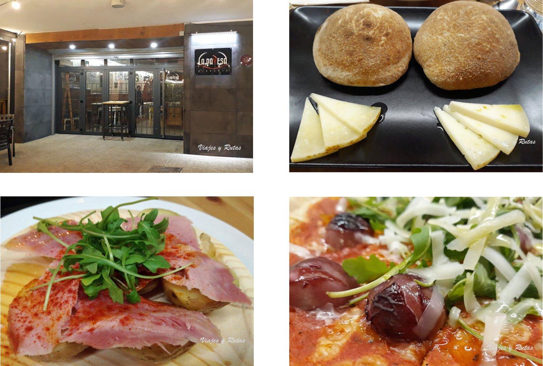 Pizzería la Pavesa, Cabezón de Pisuerga