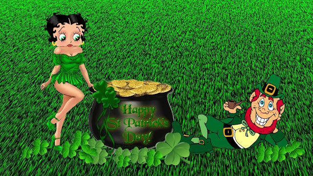 Happy St Patrick's Day Greetings