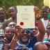 Dino Melaye Finally Collects Certificate From ABU, Shows It Off On Instagram