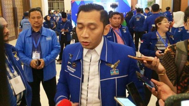 Bebaskan Kader Pilih Jokowi Atau Prabowo Cara Demokrat Cari Selamat